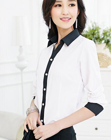 女士商务衬衫